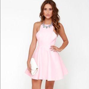 {Keepsake} Restless Heart Light Pink Dress